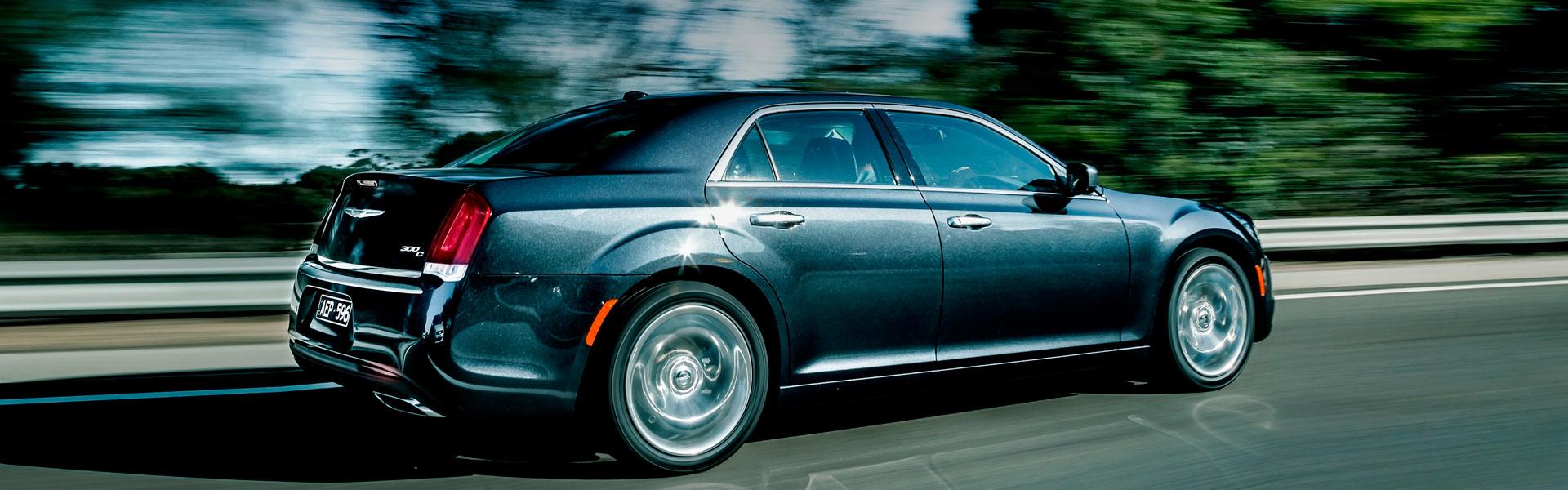Запчасти на Chrysler 300C
