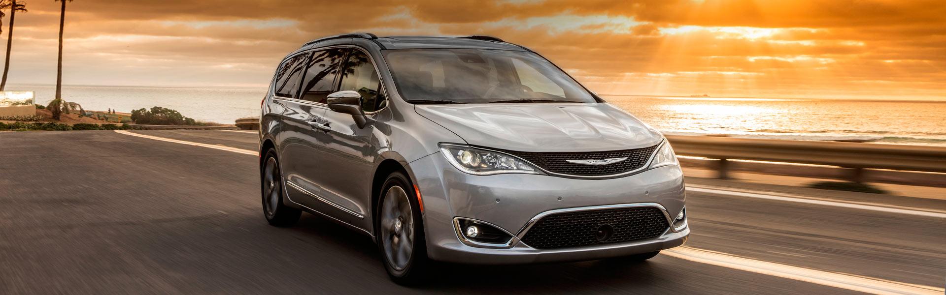 Запчасти на Chrysler Pacifica